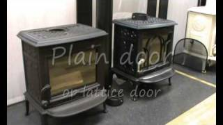 Jotul F100 Defra Approved Woodburning Stove