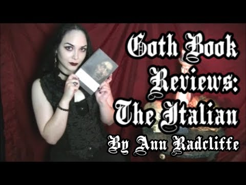 Goth Book Reviews: The Italian by Ann Radcliffe