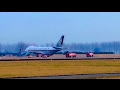 B747F Singapore airlines returns to Schiphol Emergency landing