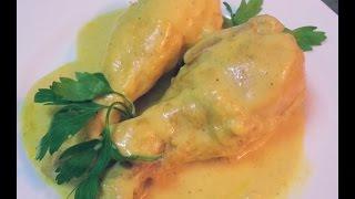 Курица в сметанном соусе рецепт от Inga