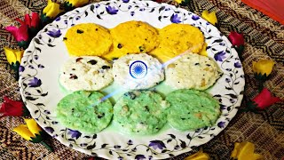 Independence Day special || Bread Malai Chamcham || bread Rasmalai recipe || by Tanis Kitchen