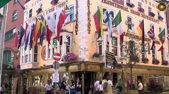 """IRLAND - Dublin """"Hauptstadt - Sightseeing in Dublin von Molly Malone bis Temple Bar"""" IRELAND"""
