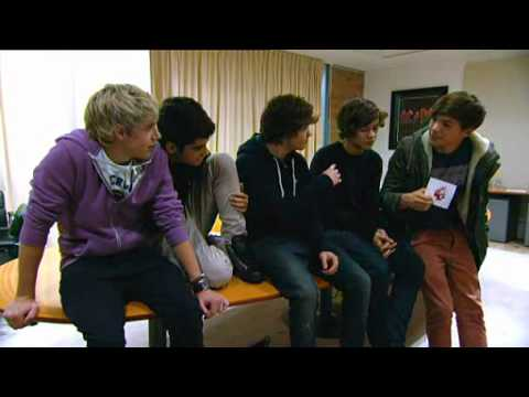 4Music Who's the Batman and Robin of One Direction on MUZU TV