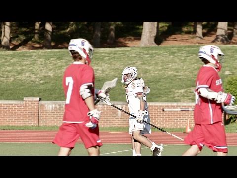 St. Ignatius @ Landon Lacrosse Game Highlights