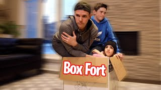 LAST TO LEAVE BOX WINS $10,000!!