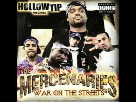 Hollow Tip & The Mercenaries - Keep It Gangsta Pt.2 ft. C-Bo