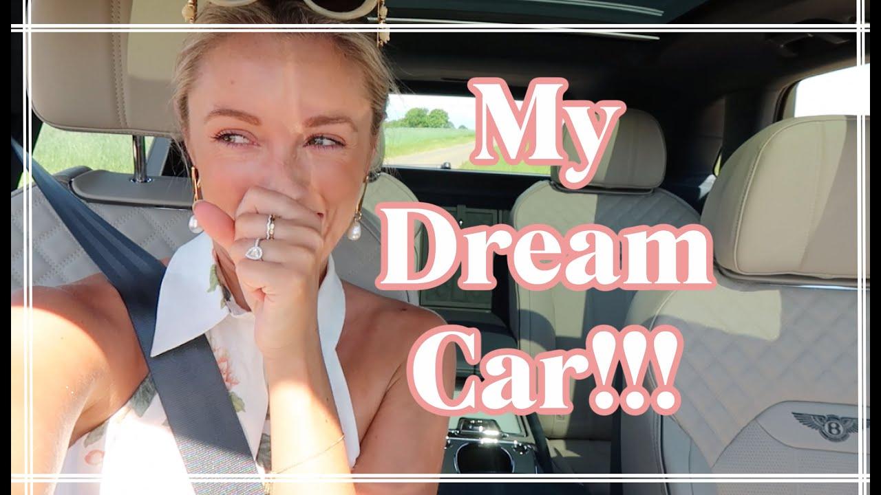 TEST DRIVING MY DREAM CAR + YOGA RETREAT ROADTRIP // Fashion Mumblr Vlog