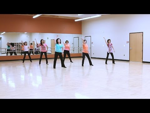 Like A Cowboy - Line Dance (Dance & Teach)
