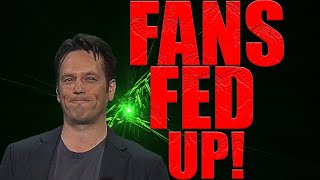 Xbox Fans Turn On Phil Spencer…