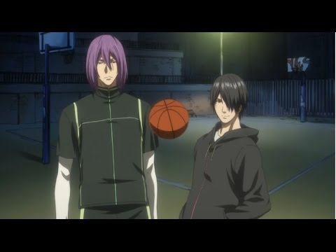 Kuroko no Basket Compilation Movie 2 Opening HQ