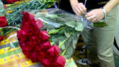 Букет из 15 роз за 1000 руб - YouTube