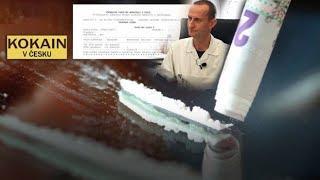 """Šokující rozbor """"českého"""" kokainu: Je v něm ODČERVOVADLO PRO ZVÍŘATA"""