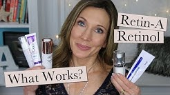 Retinoids, Retin-A, Retinol for Anti Aging ~ What Works + How To Choose!