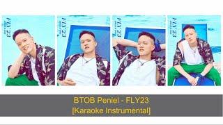 KPOP 비투비 BTOB Peniel (프니엘) - FLY23 [Karaoke Instrumental] ~