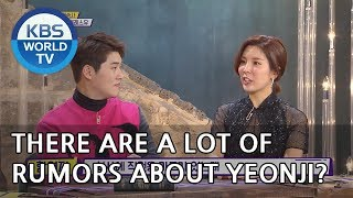 There are a lot of rumors about Han Yeonji? [Happy Together/2018.12.06]