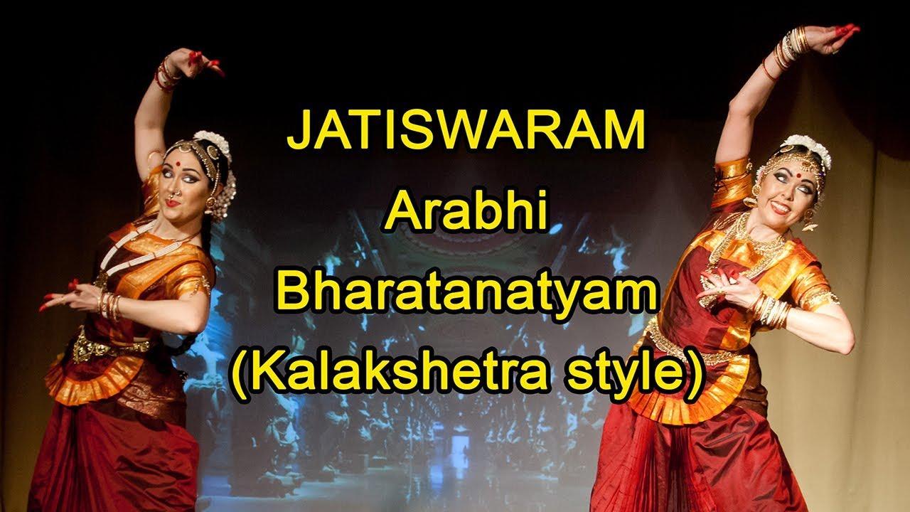 bharatanatyam jathiswaram song