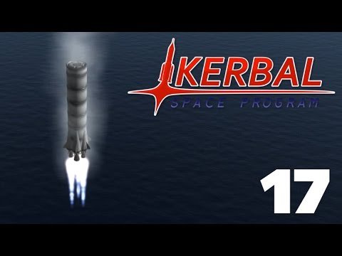 Road To Exploration #17, Propulsive Landings, Kerbal Space Program