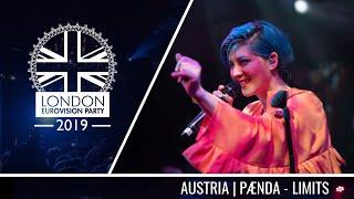 PÆNDA - Limits (Austria) | LIVE | OFFICIAL | 2019 London Eurovision Party