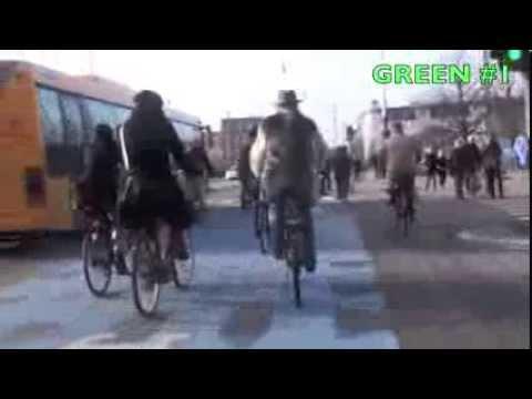 Transport for Quality Urban Life - Bike In København (Experience!)