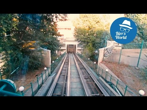 Odessa II - Potjomkinsche Treppe Aufzug
