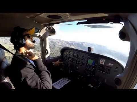 Full Flight KRHV-E16-KRHV C172 (ATC AUDIO)