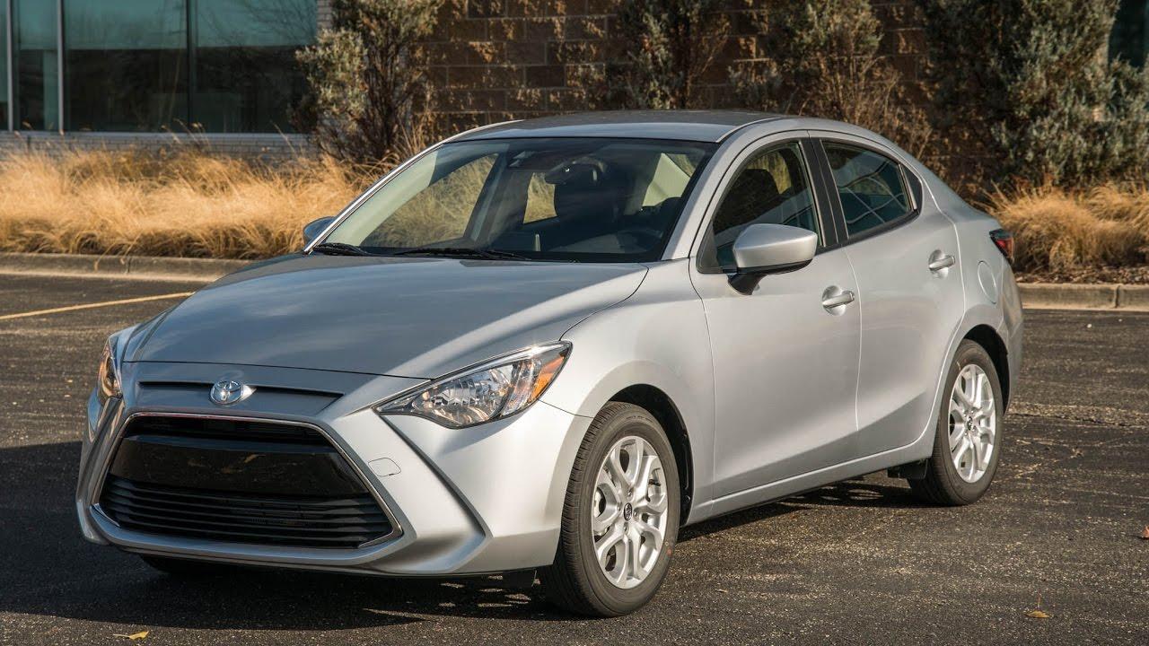 2017 Toyota Yaris Ia Review You