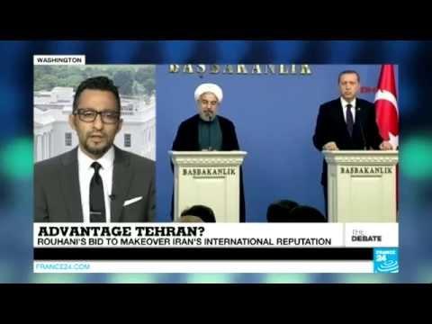 Advantage Tehran? Rouhani's Bid To Make Over Iran's International Reputation (part 1) - #F24Debate
