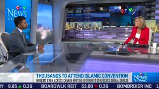 CTV News: Canada's largest Islamic convention hosted by Ahmadiyya to be attended by PM of Canada