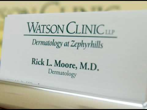 Watson Clinic Dermatology at Zephyrhills