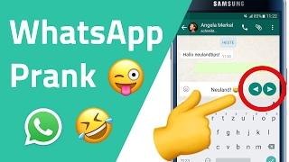 WhatsApp Prank - Tricks für witzige WhatsApp Chats 😂 thumbnail