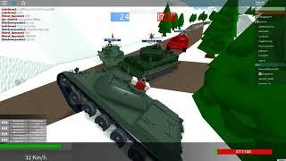 Roblox Tankery: Ru251