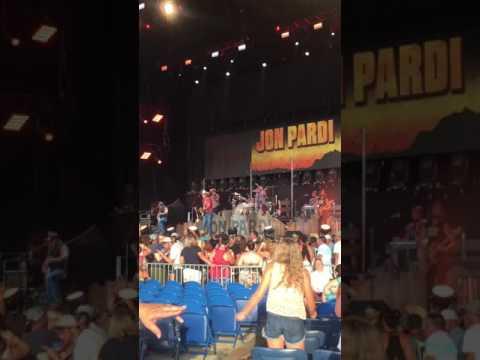 Jon Pardi Heartache On The Dance Floor 7 - 14-17 Raleigh, NC
