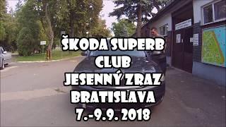 Škoda Superb Club Bratislava 2018