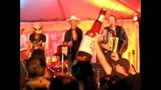 "Texas Tornados  ""In Heaven There Is No Beer""  9/25/10"