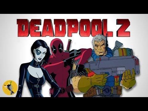 Deadpool 2 - Trailer 2 Animated