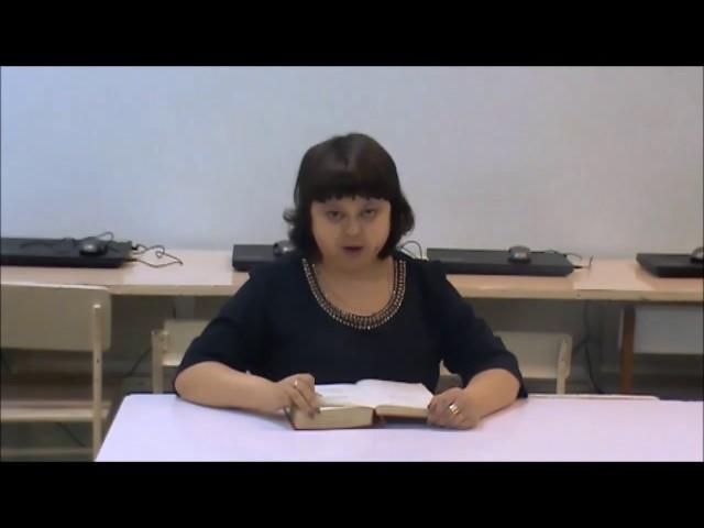 Изображение предпросмотра прочтения – АннаКуракина читает отрывок изпроизведения «В.И. Ленин» В.В.Маяковского