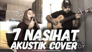 7 Nasihat (cover) - original songs by Dato' Seri Siti Nurhaliza cover by Hazra and Totoy