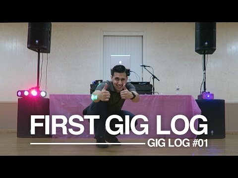 Come Party with Me | DJ Gig Log