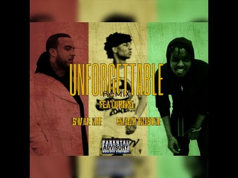 French Montana - Unforgettable Remix feat....