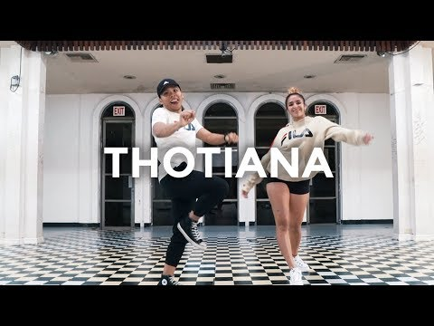 Thotiana - Blueface Dance   besperon Choreography