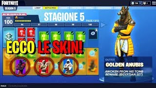 """SVELATE"" SKIN PASS BATTLE SEASON 5! (Fortnite Season 5 Battle Pass)"