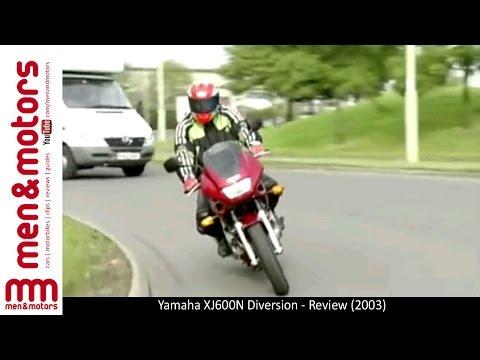 Yamaha XJ600N Diversion - Review (2003)