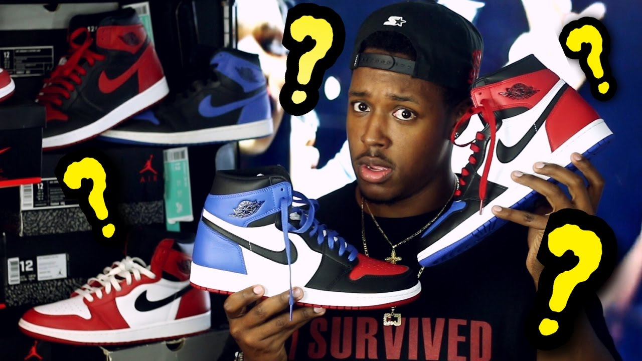 e1857a51791b00 WORTH IT  TOP 3 AIR JORDAN 1 ON FEET! Review And My Thoughts! - YouTube