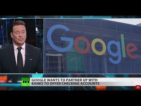 RT America: Google's reach into banking & health unprecedented – Ben Swann
