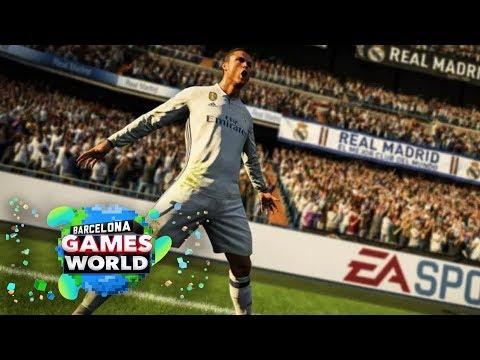 FINALES FIFA 18 en BARCELONA GAMES WORLD - PlayStation League