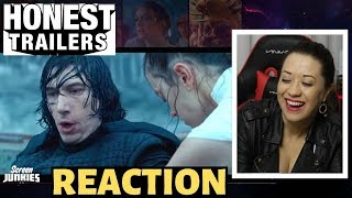 Honest Trailers: Star Wars Rise Of Skywalker REACTION