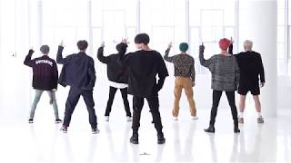 Gambar cover BTS 'Boy With Luv' mirrored Dance Practice