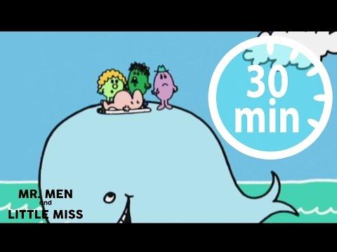 MR MEN & LITTLE MISS - 30 minutes - Compilation #14