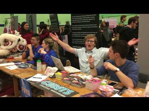 Cambridge University Freshers' Week 2017!