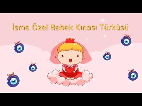 İsme Özel Bebek Kınası Türküsü (Audio)